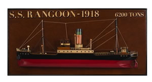 Tramp Steamer 'Rangoon'