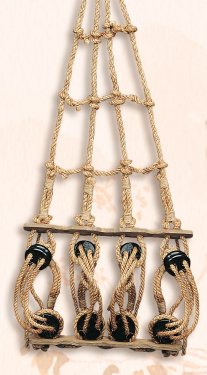 Crows Nest Rope Ladder