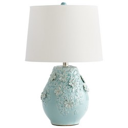 Sky Blue Table Lamp