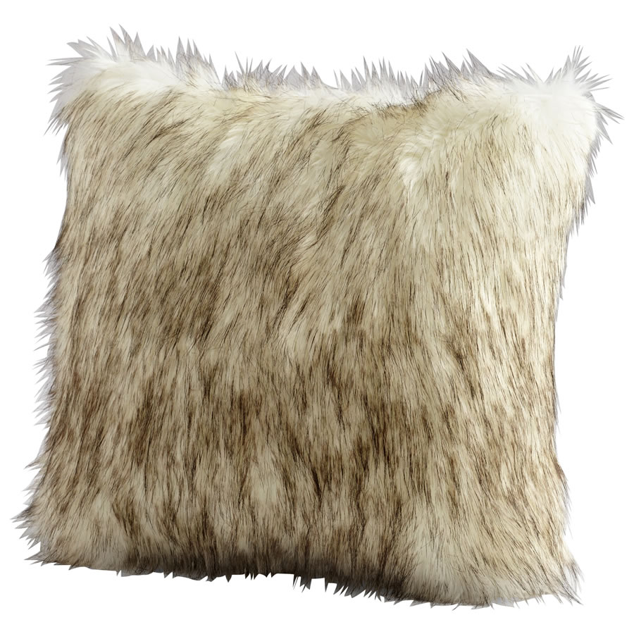 Prairie Wolf Pillow
