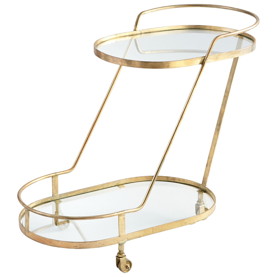 Patin Bar Cart