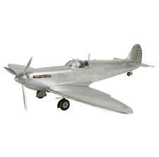Spitfire Model Fighter Airplane