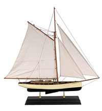 1930's Classic Yacht (Large)