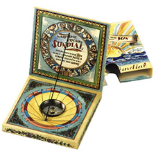 Kid's Maritime Pocket Sundial