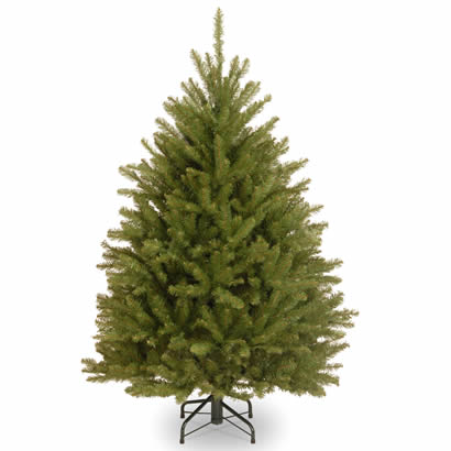4 1/2 Ft. Dunhill Fir Hinged Christmas Tree