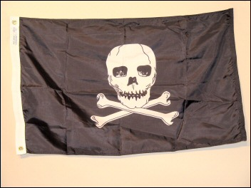 The Jolly Roger Pirate Flag