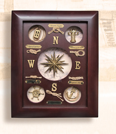 Compass Rose Knotboard