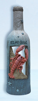 Lobster Wine Bottle Holder