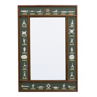 Large Knotboard Mirror