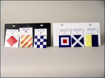 Nautical Flag Stickers
