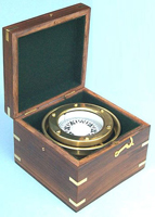 R.M.S. Titanic, White Star Line Limited Release Gimbaled Boxed Compass
