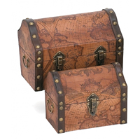 Set of Pirate Trunks