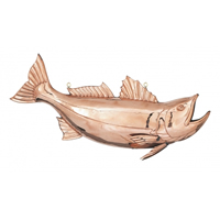 Polished Copper Hanging Bass
