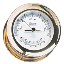 Weems & Plath Atlantis Barometer & Thermometer
