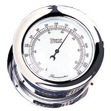 Weems & Plath Chrome Plated Atlantis Thermometer
