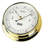Weems & Plath Brass Endurance 125 Barometer