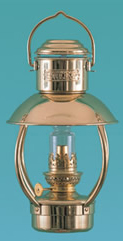 Weems & Plath Mini Trawler Oil Lamp