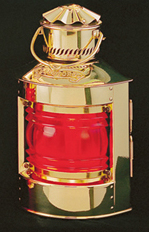 Weems & Plath Electric Port Lantern
