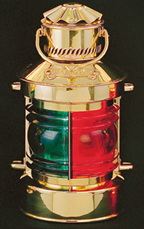 Weems & Plath Electric Port & Starboard Lantern