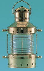 Weems & Plath Electric Anchor Lantern