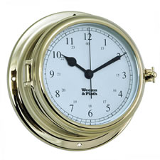 Brass Endurance II 135 Quartz Clock