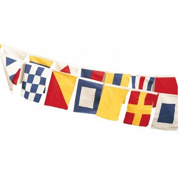 Set of 40 Nautical Flags