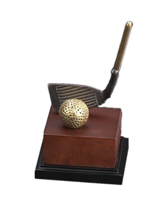 Small Golf Trophy