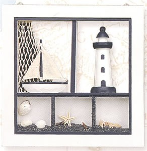 Nautical Wall Plaque