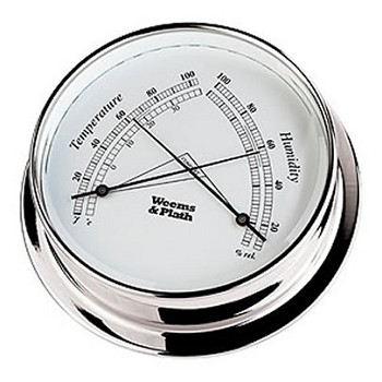 Weems & Plath Chrome Endurance 125 Comfortmeter