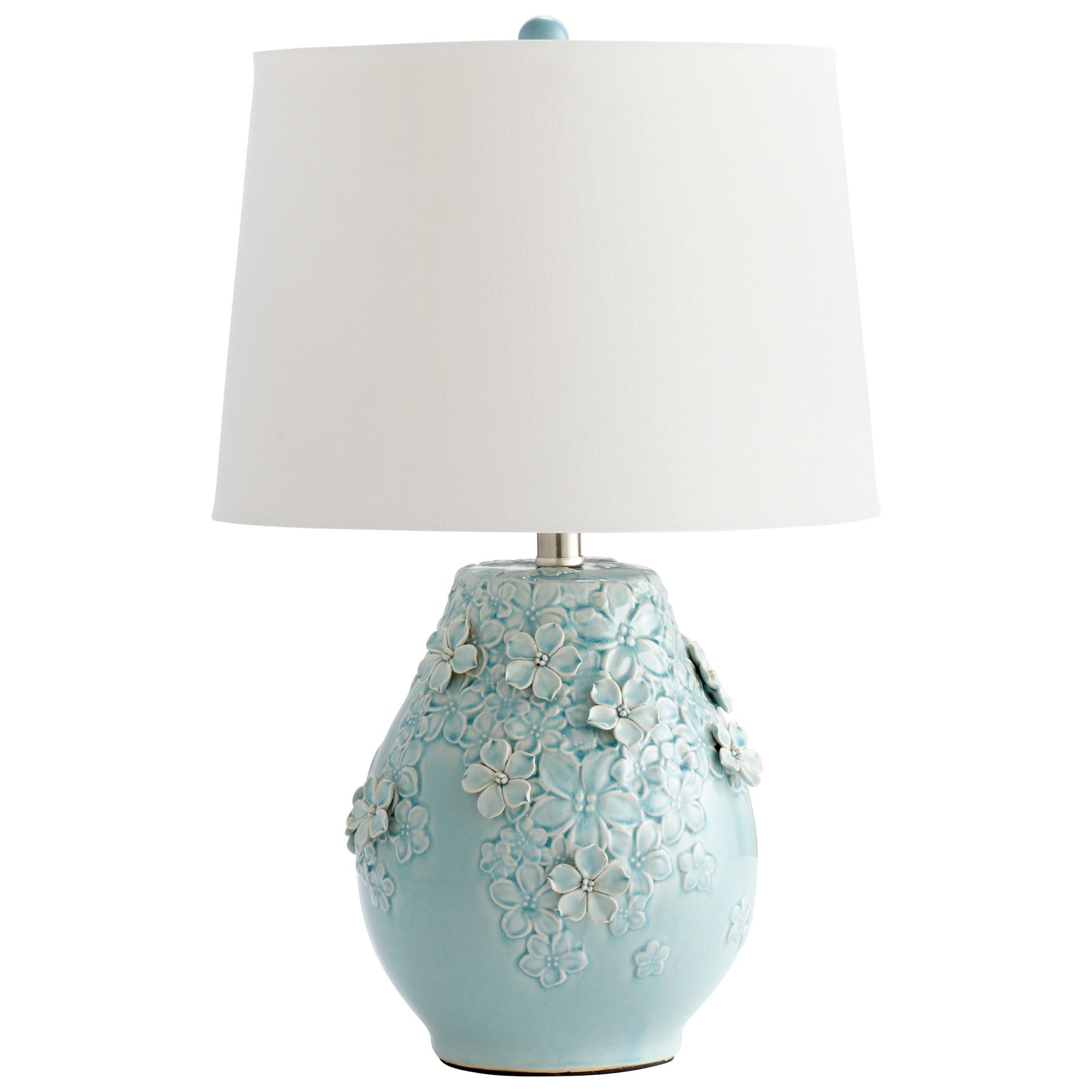 Sky Blue Table Lamp