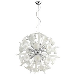 Chrome Pendant Light