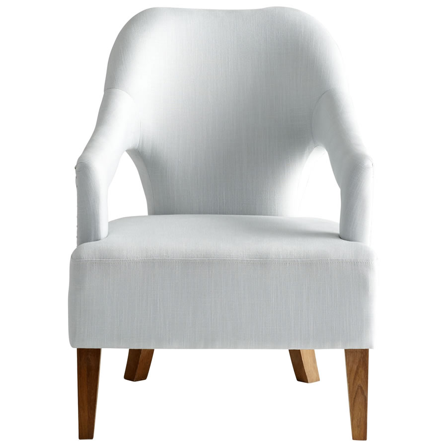 Opal Throne Chair