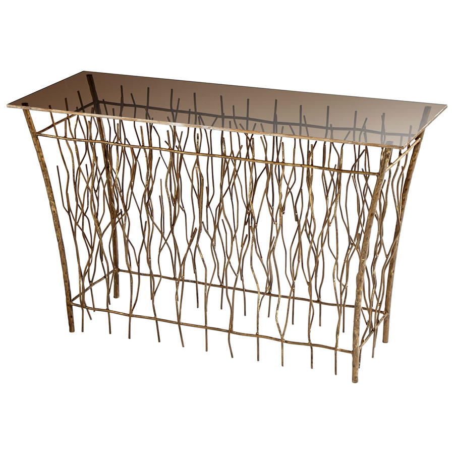 Brittany Branch Console Table