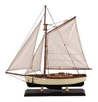 1930's Classic Yacht (Small)