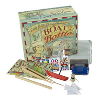 Kids Boat in a Bottle Kit