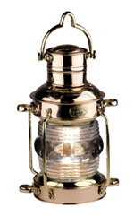360 Degree Brass & Copper Anchor Lantern