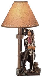 Pirate Lamp