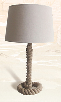 Fisherman's Rope Table Lamp