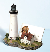Lighthouse Business Card Holder