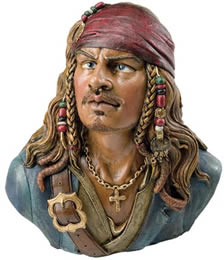 Pirate Coin Bank