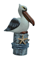 Pelican on Piling