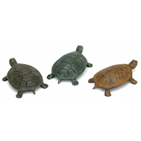 Set of Three Turtles