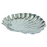 Polished Aluminum Shell Server