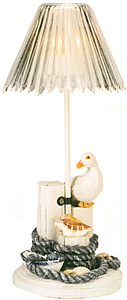 Seagull Candle Holder