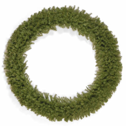 72 In. Norwood Fir Christmas Wreath