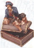 Pirate Jewelry Box