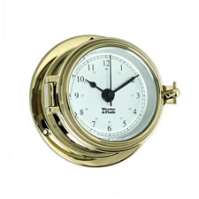 Brass Endurance II 105 Quartz Clock