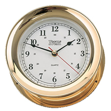 Weems & Plath Admiral Quartz Clock