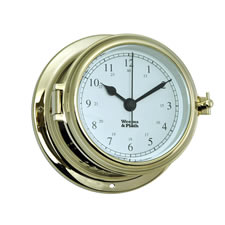 Brass Endurance II 115 Quartz Clock