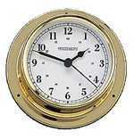 Weems & Plath Trident Quartz Clock